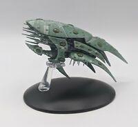 Eaglemoss Star Trek # 39 ROMULAN DRONE Ship w/ BOX No Magazine