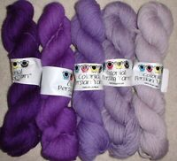 Colonial 3ply Persian Wool Yarn Needlepoint Crewel 1330 Lavender Family