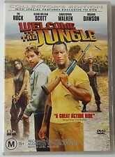 WELCOME TO THE JUNGLE DVD COLLECTOR'S EDITION (#DVD00105)
