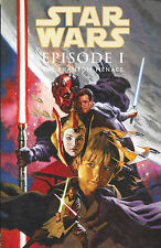 Star Wars Episode One THE PHANTOM MENACE Story George Lucas Paperback 1st 1999