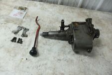 Ford 2N 2 N Tractor A-101 Sherman transmission step up