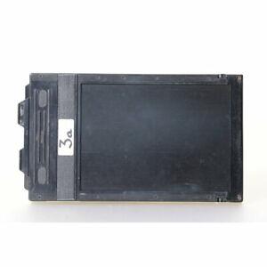 Linhof 13x18 Doppelplanfilmkassette mit Auswerfer