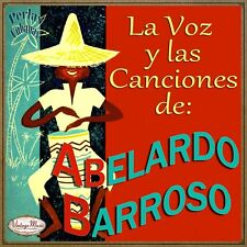ABELARDO BARROSO CD Vintage Perlas Cubanas #178 / Guantanamera , El Manisero