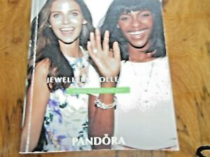 Pandora Spring Collection 2017 148 Pages Brochure Charms Earrings Necklaces ETC