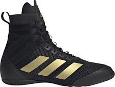 adidas Speedex 18 Mens Boxing Shoes - Black