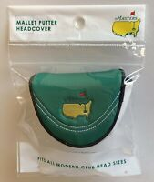 Masters mallet putter cover headcover golf augusta national 2021 masters pga new