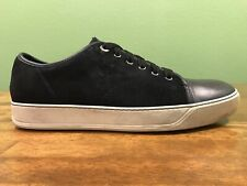 LANVIN Casual Sneakers Men's Size UK 10 US 11 Made In Portugal