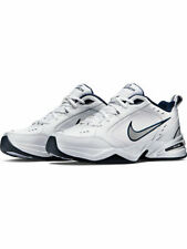 Nike Air Monarch IV Shoes Sneakers Trainers Dad Black White Men Women Summer