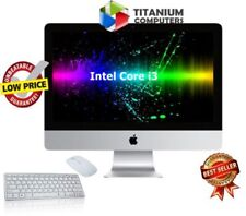 Macs todo en uno iMac Año de lanzamiento 2010