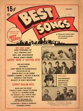 1966 BEST SONGS*MONKEES*HOLLIES*DONOVAN*4 TOPS*CYRKLE*4 SEASONS*NEIL DIAMOND++++