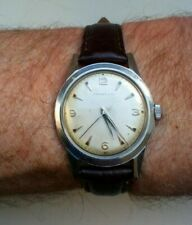 Rare Triple Signed - Tiffany Watch 1950's - Just Serviced