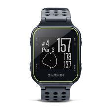 New Garmin Approach S20 GPS Slate Golf Watch w/ Greenview & Step Counter