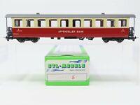 HOm Gauge STL Models 2201/S2 AB Appenzeller Bahn 2nd Class Coach Passenger