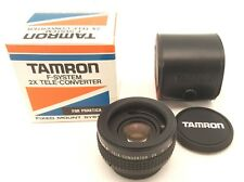 TAMRON F-SYSTEM 2X TELE-CONVERTER  per MINOLTA MD