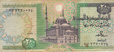 EGYPTIAN 20 POUNDS - 1976 Issue - RARE