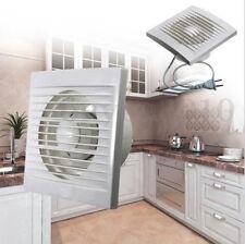 Ventilation Extractor Exhaust Fan Blower Window Wall Kitchen Bathroom Toilet LSM