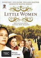Little Women (Susan Dey, Meredith Baxter Birney, 2 DISC SET) DVD BRAND NEW