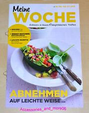 Weight Watchers Meine Woche 30.6 - 6.7 ProPoints™ Plan 360° Wochenbroschüre 2013