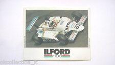 ADESIVO AUTO F1 anni '80 / Old Sticker MARTINI SPIESS ILFORD FORMULA 3 (cm 11x9)