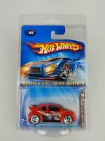 2005 Mystery Car VW New Beetle Cup #187 4/4 Hot Wheels Mattel NEW W/ Protector