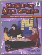 Making Words: Making Big Words, Grades 3 - 6 : Multilevel, Hands-On Spelling...