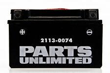 06-11 Suzuki LT-R450 QuadRacer Parts Unlimited AGM Maint Free Battery CTX7A-BS