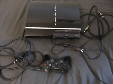 CONSOLE  PS3 SONY + 8 JEUX