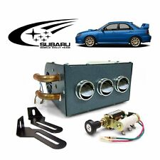 Subaru Compact Under Dash Auxiliary Cab Heater Box Assembly WRX STI 2.0 Turbo I4
