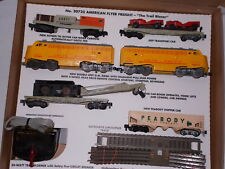 American Flyer 20725 Reproduction Box & Insert Only! No Trains Or Cars 20725