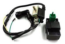 A Set Of Electronic Fitting CDI Box + Coil Fit For 50cc 90cc 110cc 125cc ATV Sc