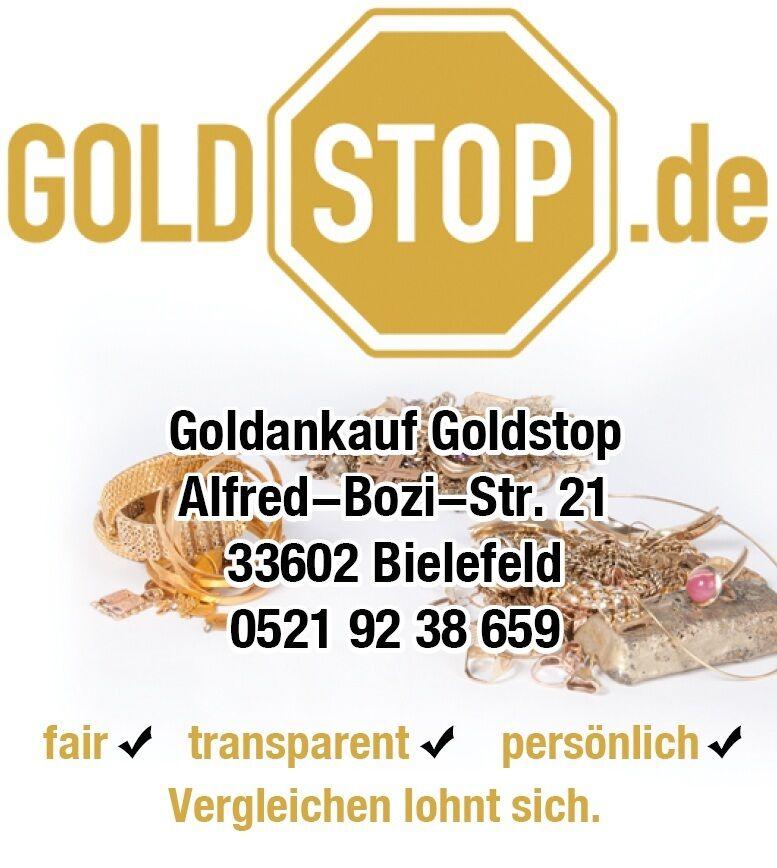 Goldstop.de, An & Verkauf Bielefeld