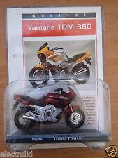 1/18 Yamaha TDM850  + Fasciculo 1:18 Maisto