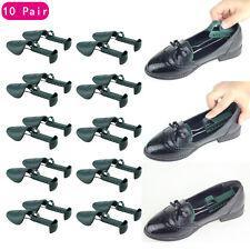 Vogue 10 Pair Durable Form Plastic Shoe Tree Men Practical Boot Shoes Stretcher