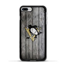 Pittsburgh Penguins Ice Hockey Case For iPhone X 8 7 6 Plus 5 Galaxy S8 S7 Edge