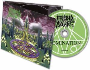 "Morbid Angel ""Domination"" Digipak CD - NEW 2019"