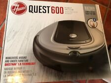 BRAND NEW IN BOX Hoover BH70600 Quest 600 Robot Vacuum