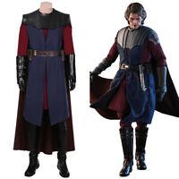 Star Wars: The Clone Wars -Anakin Skywalkeri Cosplay Uniform Costume Coat Cloak