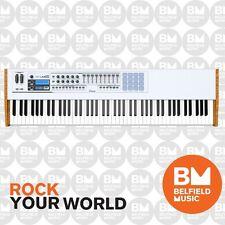 Arturia Keylab 88 Note Hybrid Synth Midi Controller Weighted Hammer Keyboard