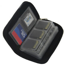 New Camera Phone Memory Card Sd Card Storage Bag Protective Cover Wallet