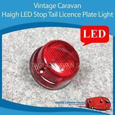 Caravan Haigh LED Stop Tail Licence Plate Light Vintage Viscount  LED1004 E0175