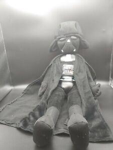"Disney STAR WARS DARTH VADER 24"" Plush Pillow Buddy Stuffed Toy"