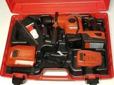 Hilti TE 6-A22 Cordless Hammer Drill Kit in Plastic Case BRAND NEW.