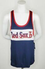 New Era Boston Red Soxs Womens Tank Top Size L