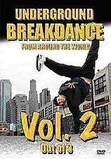NEW / SEALED - Underground Breakdance Vol. 2 (Two) (DVD 2006)