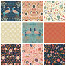 LEWIS AND IRENE CHIEVELEY FABRIC FAT QUARTERS METRES CRAFT FABRIC