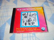 KC & the Sunshine Band Please don 't go CD
