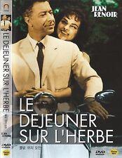 Le dejeuner sur l'herbe / Lunch On The Grass (1959, Jean Renoir) DVD NEW