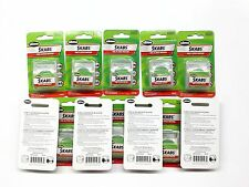SLIME 20040 SKABS™ LOT OF 12- 6pc-Peel & Stick Pre-Glued Patches for Tire Repair