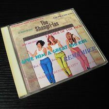 The Shangri Las - Greatest Hits and More 1994 JAPAN CD CECC-00667 #104-4
