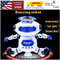 Toys For Boys Robot Kids Toddler Robot 3 4 5 6 7 8 9 Year Old Age Boys Xmas Toy